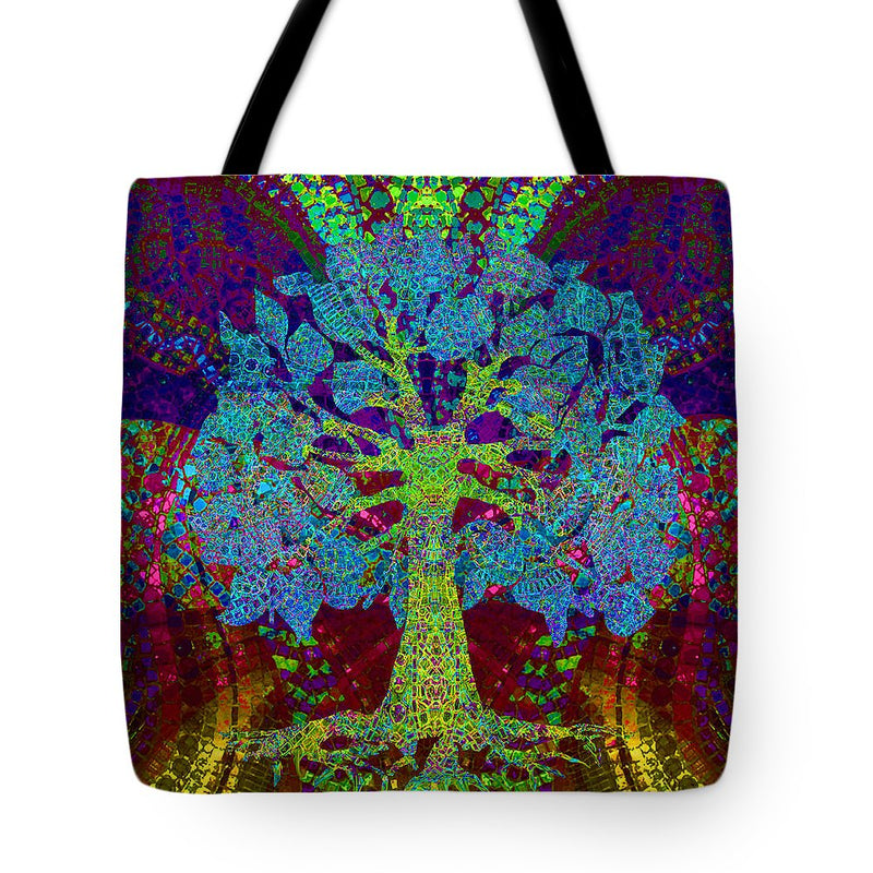 Boundless Enthusiam - Tote Bag
