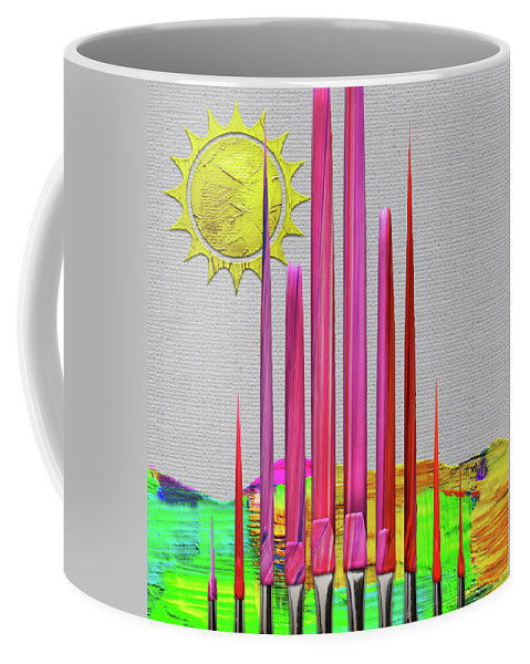 Color Your World - Mug