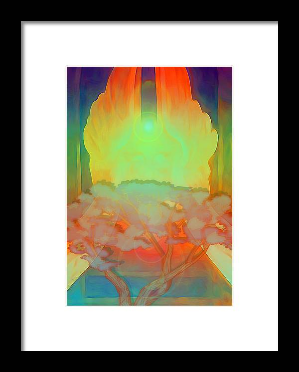 Enlightened - Framed Print