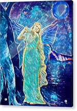 Fairy Moonlight - Acrylic Print