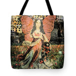 Gathering Flowers - Tote Bag