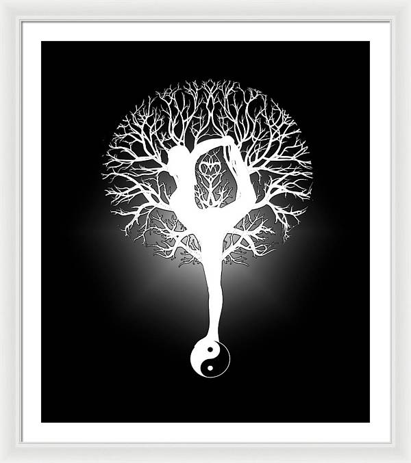 Harmony and Balance - Framed Print