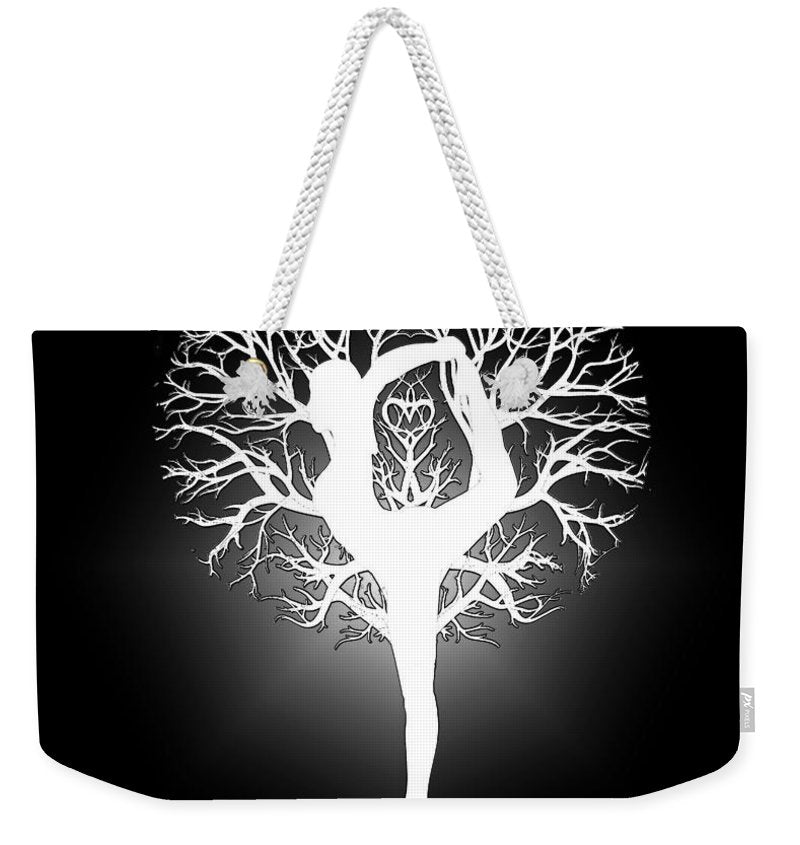 Harmony and Balance - Weekender Tote Bag
