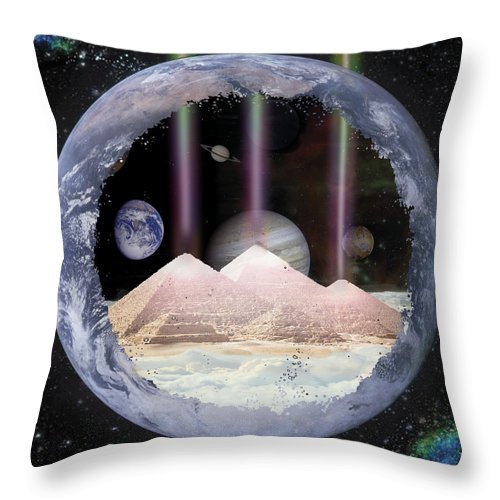 Imaginarium - Throw Pillow