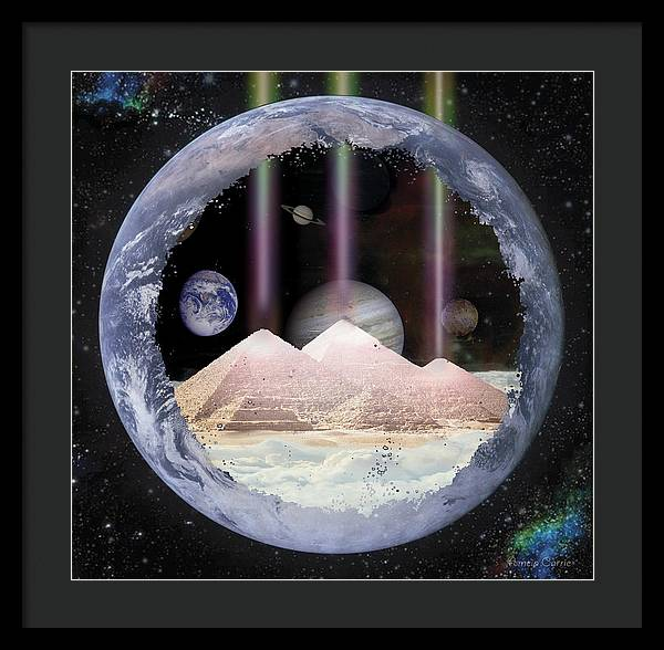 Imaginarium - Framed Print