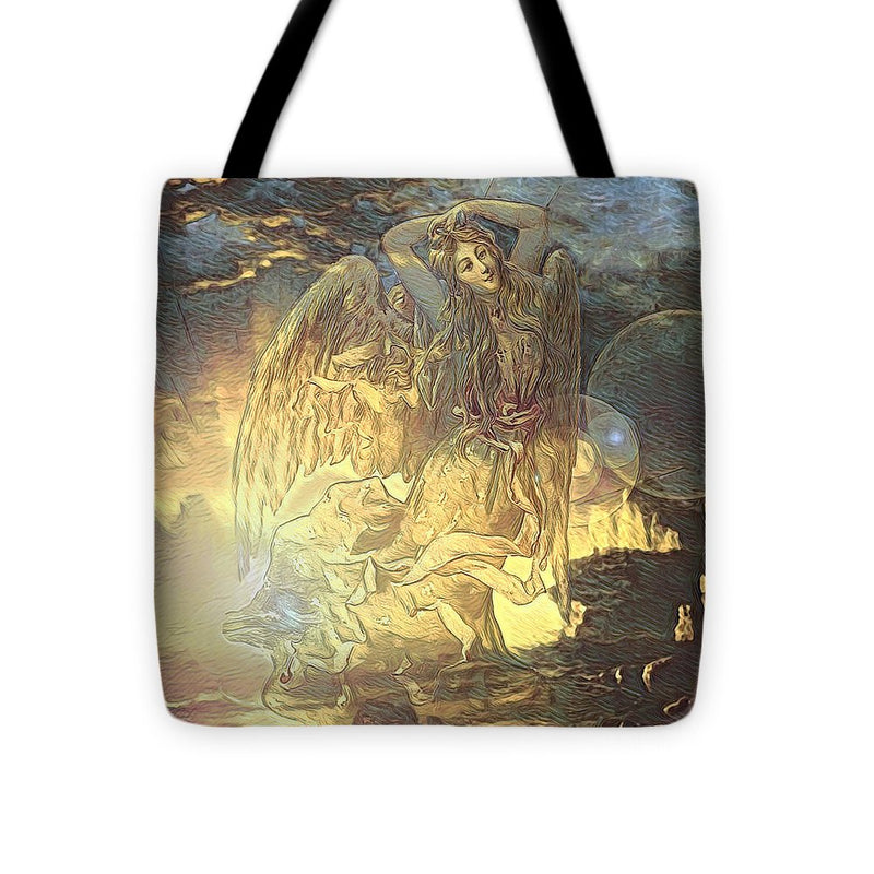 Morning Sunrise - Tote Bag