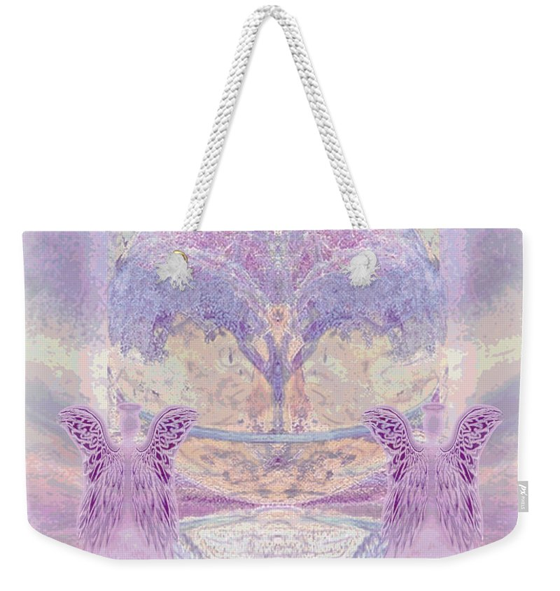 Pink Angels - Weekender Tote Bag