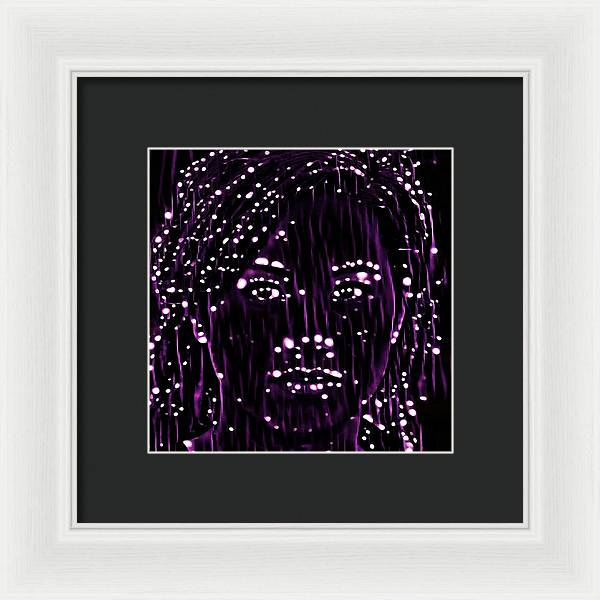 Portrait 1 - Framed Print