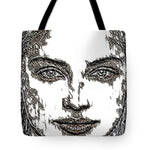 Portrait 23 - Tote Bag