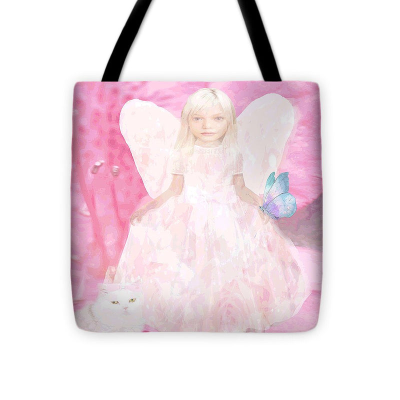 Pretty in Pink - Tote Bag