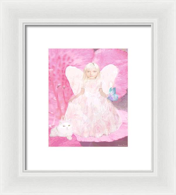 Pretty in Pink - Framed Print
