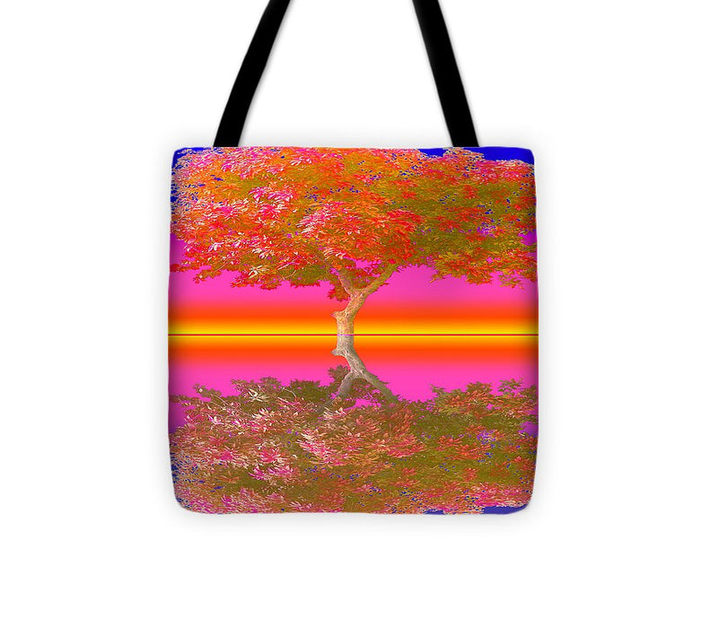 Sunset Tree - Tote Bag