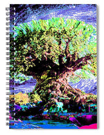Large Old Tree - Spiral Notebook
