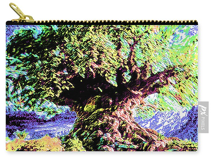 Large Old Tree - Carry-All Pouch