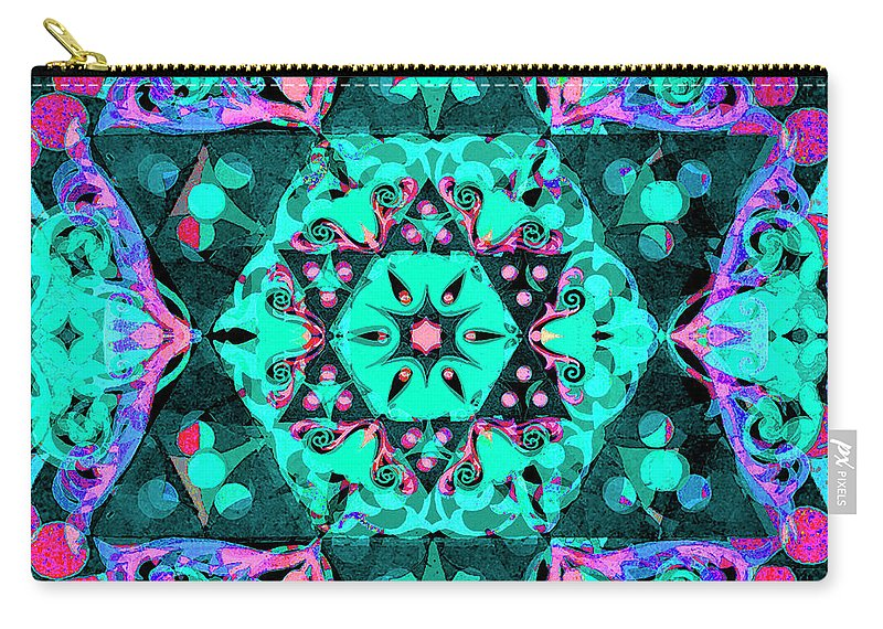 Star Mandala - Carry-All Pouch