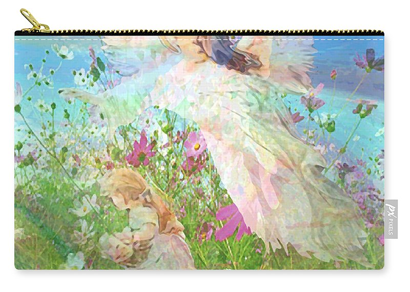 Summer Breeze - Carry-All Pouch