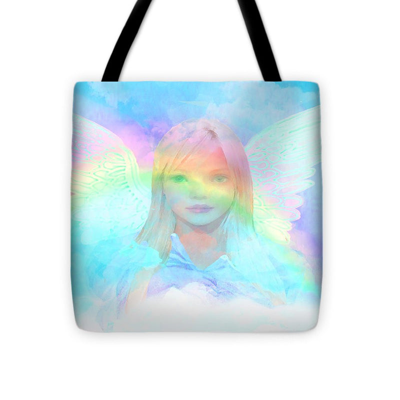 Through the Rainbow - Tote Bag