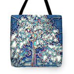 Tree Abstract - Tote Bag