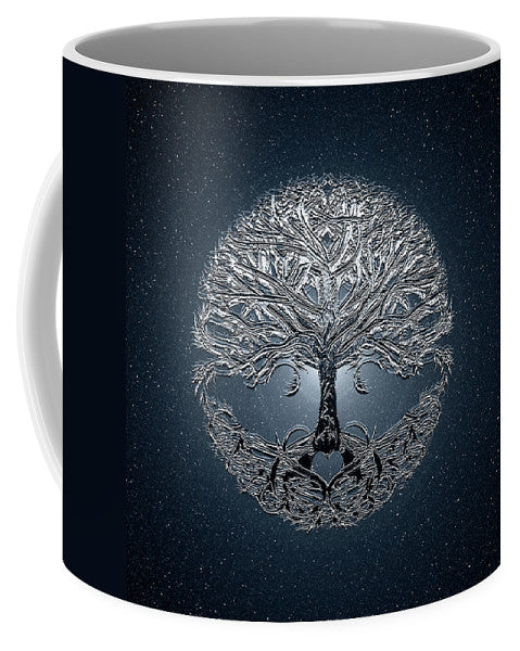 Tree of Life Nova Blue - Mug