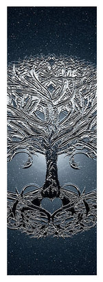 Tree of Life Nova Blue - Yoga Mat