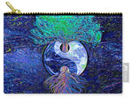 Tree of Life Yin Yang - Carry-All Pouch