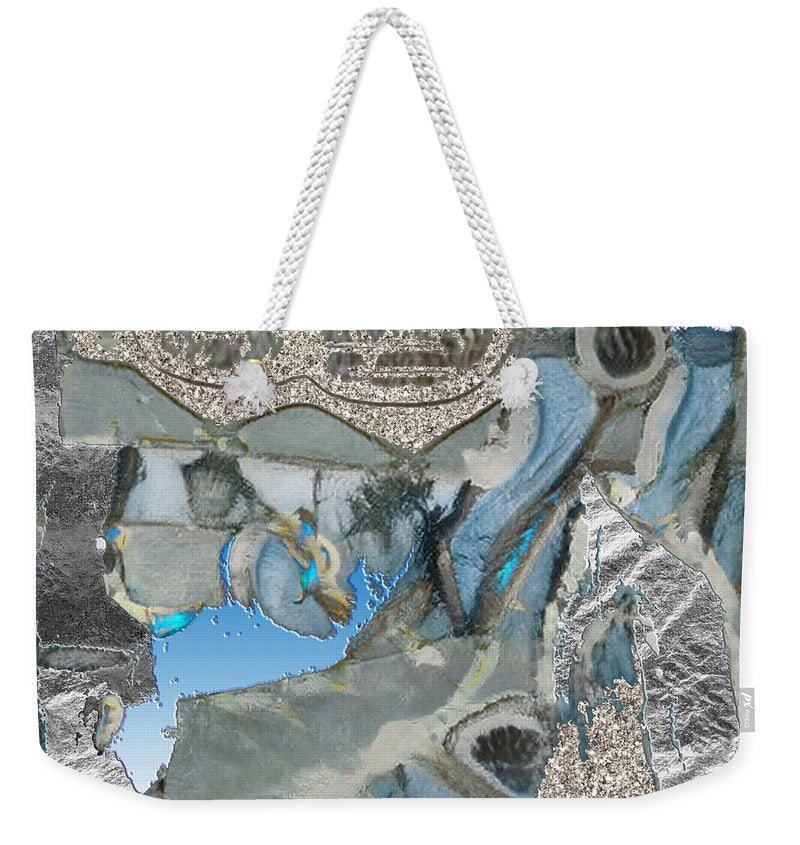 Sounds Absurd Abstract - Weekender Tote Bag