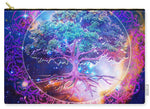 Tree of Life in Space - Carry-All Pouch