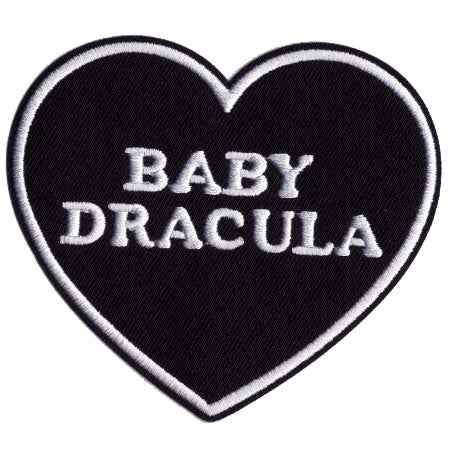Baby Dracula - Embroidered Patch
