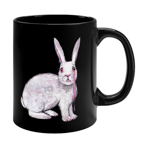 Rabbit 11oz Coffee Mug