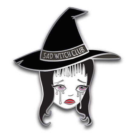 Sad Witch Club - Pin