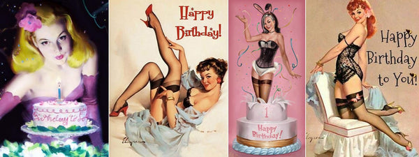 Pin-Up Anniversaire