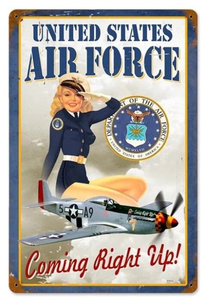Affiche de l'us air force