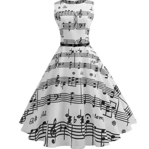 Robe Pin Up Musique