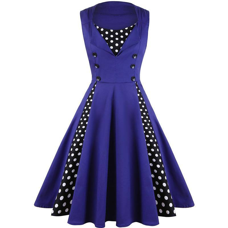 Robe Pin Up Pas Cher Grande Taille
