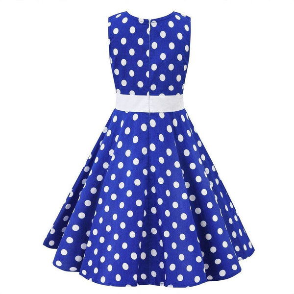 Robe Rockabilly Fille