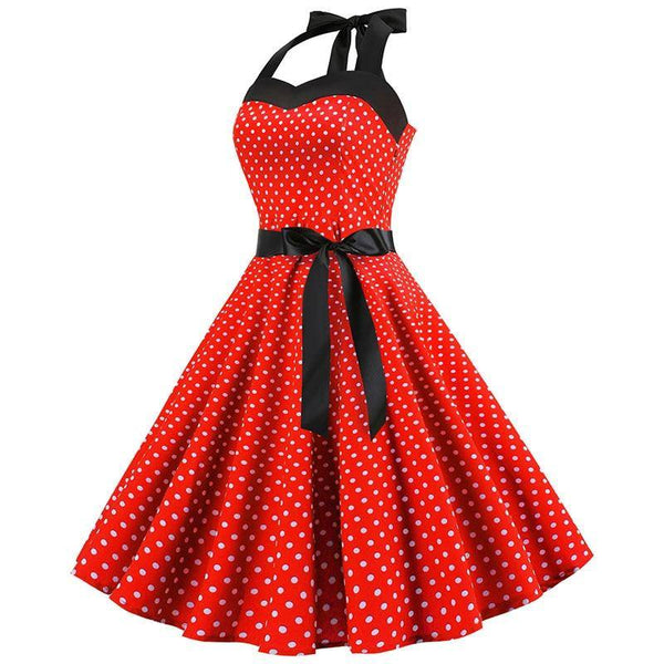 Robe Vintage Pin Up