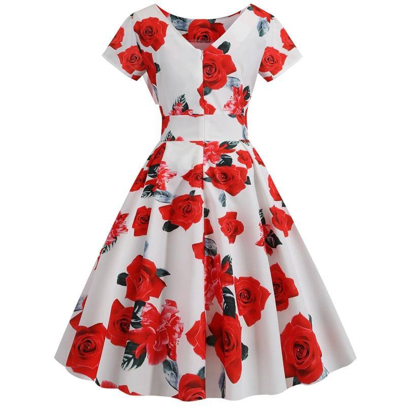 Robe Vintage Rockabilly