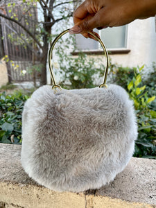 So Fluffy Purse