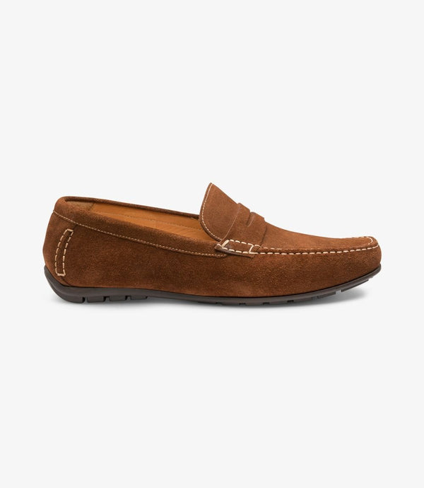 Goodwood<br> Brown 2<br> Ancho: F  / Goma Loake