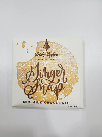 Dick Taylor Chocolate Ginger Snap Milk