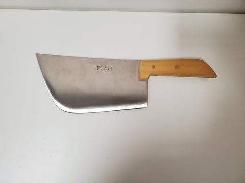 Butcher Cleaver - Boxwood Handle