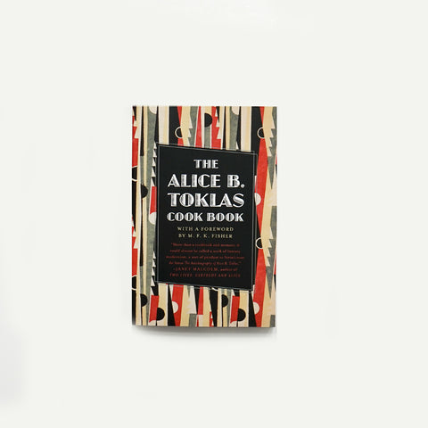 The Alice Toklas Cook Book