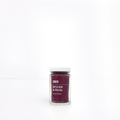 SHED Beet Powder