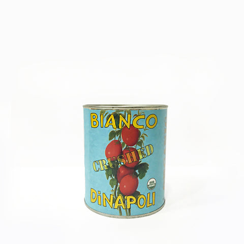 Bianco DiNapoli Crushed Canned Tomatoes