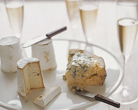 12/1 Cheese Course: Better with Bubbly