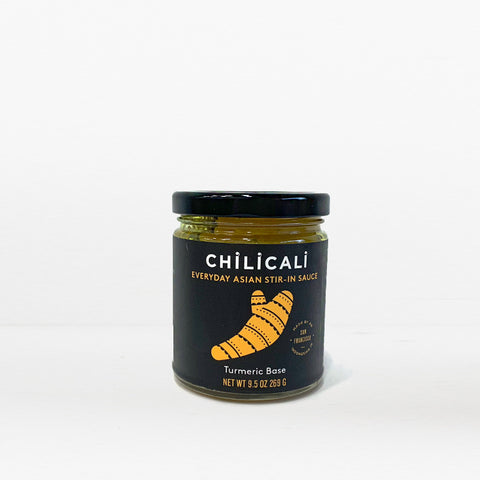 Chilicali Turmeric Base