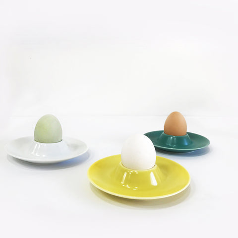 Colorful Porcelain Egg Cups