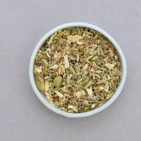 Leaves & Flowers Digestive Seed Tea