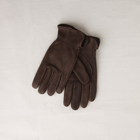 Men's Deerskin Garden Gloves