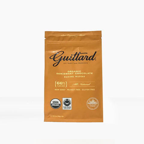 Guittard Semisweet Baking Wafers